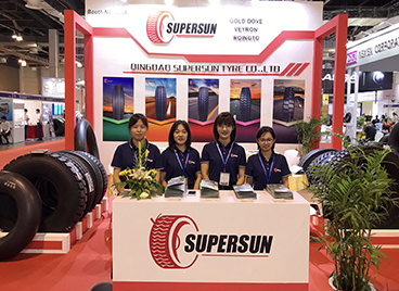 THE 17TH CHINA INTERNATIONAL TIRE EXPO 2019 19-21.SHANGHAI